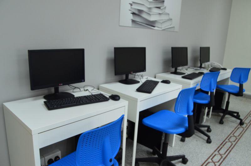 المكتبة المدرسية